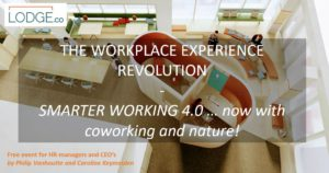 The workplace experience revolution